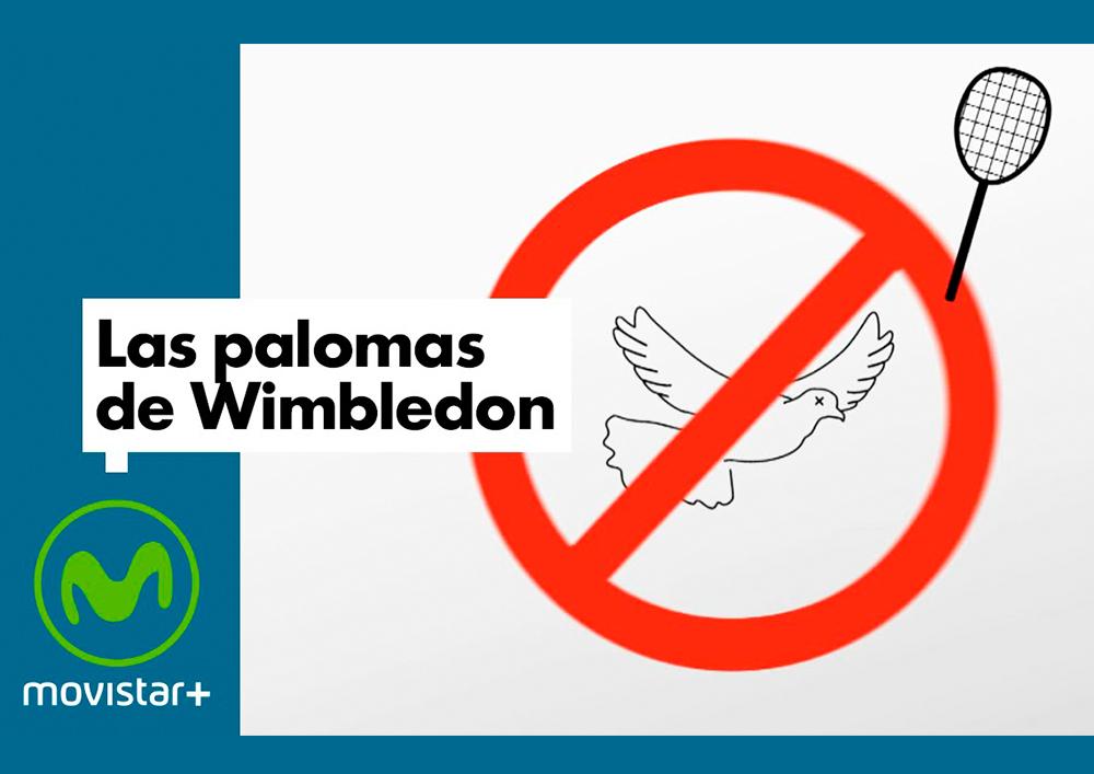 Movistar + Wimbledon