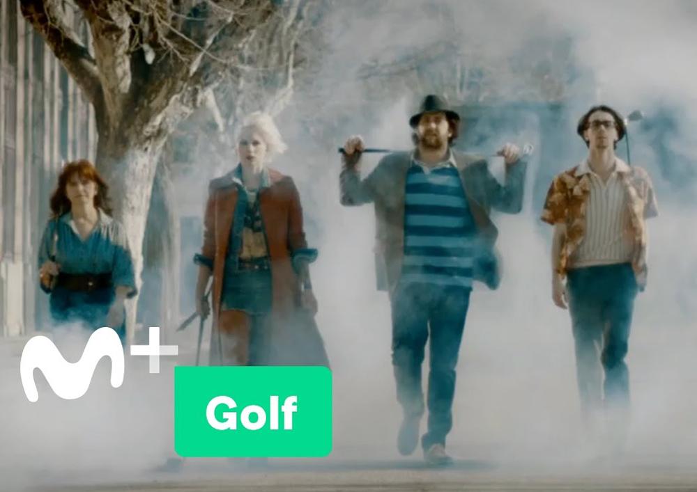 Golferas Movistar +