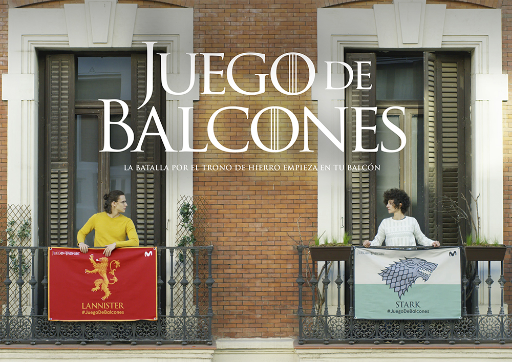 Game of Balconies MOVISTAR+